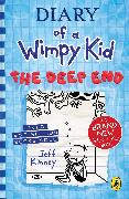 Cover-Bild zu Diary of a Wimpy Kid: The Deep End (Book 15) von Kinney, Jeff