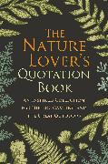 Cover-Bild zu eBook The Nature Lover's Quotation Book