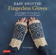 Cover-Bild zu eBook Easy Knitted Fingerless Gloves
