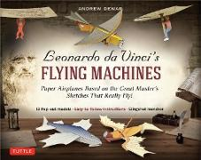 Cover-Bild zu eBook Leonardo da Vinci's Flying Machines Ebook