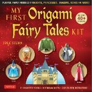 Cover-Bild zu eBook My First Origami Fairy Tales Ebook
