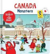 Cover-Bild zu Canada Monsters von Gélinas, Yves (Text von)