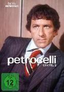 Cover-Bild zu Barry Newman (Schausp.): Petrocelli - Staffel Zwei