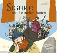 Cover-Bild zu Nymphius, Jutta: Sigurd und die starken Frauen