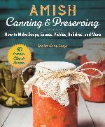 Cover-Bild zu eBook Amish Canning & Preserving