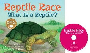 Cover-Bild zu Ayers, Linda: Reptile Race: What Is a Reptile?