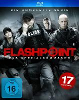 Cover-Bild zu Johnson, Amy Jo (Schausp.): Flashpoint. Die komplette Serie