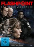 Cover-Bild zu Johnson, Amy Jo (Schausp.): Flashpoint - Das Spezialkommando, Staffel 5