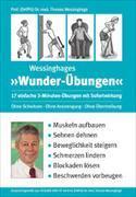 """Cover-Bild zu Wessinghages """"Wunder-Übungen"""" von Schobert, Astrid"""