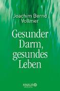 Cover-Bild zu Gesunder Darm von Vollmer, Joachim Bernd
