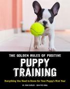 Cover-Bild zu eBook The Golden Rules of Positive Puppy Training