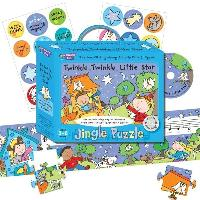 Cover-Bild zu Music For Kids: Jingle Puzzle - Twinkle, Twinkle, Little Star