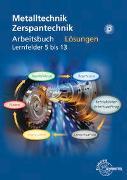 Cover-Bild zu Bergner, Oliver: Lösungen zu 14832