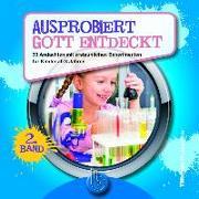 Cover-Bild zu Kretzschmar, Thomas: Ausprobiert - Gott entdeckt (2. Band)