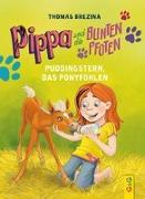 Cover-Bild zu Brezina, Thomas: Pippa und die Bunten Pfoten - Puddingstern, das Ponyfohlen