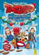 Cover-Bild zu Brezina, Thomas: Tom Turbo: Das Geheimnis der Weihnachtsburg