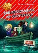 Cover-Bild zu Brezina, Thomas: Schlangenschloss und Geistervilla