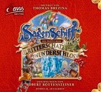 Cover-Bild zu Brezina, Thomas: Sagenschiff: Die zweite Reise zu Ritterschatz & Wunderschloss