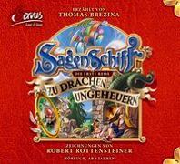 Cover-Bild zu Brezina, Thomas: Sagenschiff: Die erste Reise zu Drachen & Ungeheuern