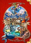 Cover-Bild zu Brezina, Thomas: Sagenschiff: Die dritte Reise zu Nixen & Zwergen
