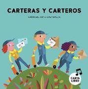 Cover-Bild zu Caracolino: Carteras y carteros