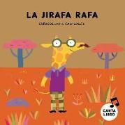 Cover-Bild zu Caracolino: La jirafa Rafa