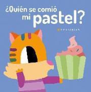 Cover-Bild zu Canizales: ¿Quién se comió mi pastel?