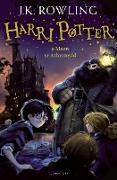 Cover-Bild zu Rowling, J.K.: Harry Potter and the Philosopher's Stone (Welsh)