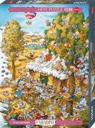 Cover-Bild zu In Summer Puzzle von Ryba, Michael