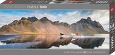 Cover-Bild zu Iceland Horses Puzzle von Slawik, Christiane