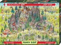 Cover-Bild zu Transylvanian Habitat Puzzle von Degano, Marino