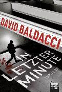 Cover-Bild zu Baldacci, David: In letzter Minute