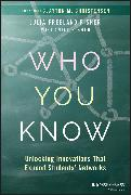 Cover-Bild zu Who You Know (eBook) von Fisher, Julia Freeland