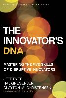 Cover-Bild zu The Innovator's DNA (eBook) von Dyer, Jeff