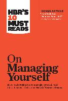 "Cover-Bild zu HBR's 10 Must Reads on Managing Yourself (with bonus article ""How Will You Measure Your Life?"" by Clayton M. Christensen) (eBook) von Review, Harvard Business"