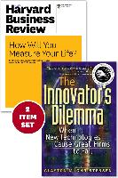 Cover-Bild zu The Innovator's Dilemma with Award-Winning Harvard Business Review Article ?How Will You Measure Your Life?? (2 Items) (eBook) von Christensen, Clayton M.