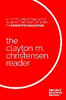 Cover-Bild zu The Clayton M. Christensen Reader (eBook) von Christensen, Clayton M.
