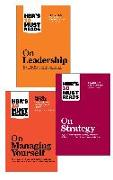 Cover-Bild zu HBR's 10 Must Reads Leader's Collection (3 Books) (eBook) von Review, Harvard Business