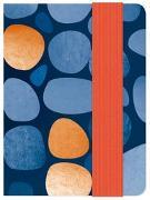 Cover-Bild zu Retro&Art orangeblau klein