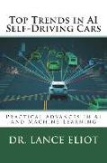 Cover-Bild zu Top Trends in AI Self-Driving Cars: Practical Advances in AI and Machine Learning von Eliot, Lance B.