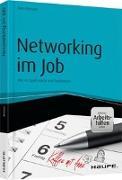 Cover-Bild zu Networking im Job - inkl. Arbeitshilfen online von Brenner, Doris