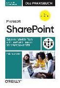 Cover-Bild zu Microsoft SharePoint - Das Praxisbuch für Anwender von Schmidt, Melanie