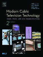 Cover-Bild zu Modern Cable Television Technology: Video, Voice, and Data Communications von Large, David