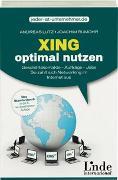 Cover-Bild zu Xing optimal nutzen von Lutz, Andreas