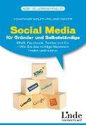 Cover-Bild zu Social Media für Gründer und Selbstständige von Wolff, Constanze