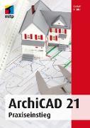 Cover-Bild zu ArchiCAD 21 (eBook) von Ridder, Detlef