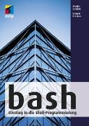 Cover-Bild zu bash (eBook) von Ditchen, Patrick