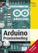 Cover-Bild zu Arduino (eBook) von Brühlmann, Thomas