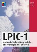 Cover-Bild zu LPIC-1 (eBook) von Lingnau, Anselm