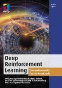 Cover-Bild zu Deep Reinforcement Learning (eBook) von Lapan, Maxim